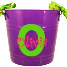 "10"" Purple Party Bucket"