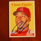 2007 Topps Heritage Chone Figgins