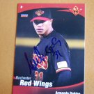 2009 Choice Red Wings Armando Gabino
