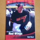 2009 Choice Red Wings Matt Macri