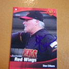 2009 Choice Red Wings Stan Cliburn