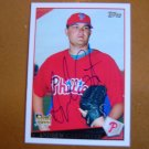 2009 Topps Series 1 Andrew Carpenter