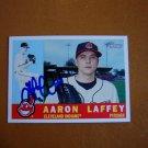 2009 Topps Heritage Aaron Laffey