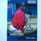 2008 Choice Senators Shairon Martis