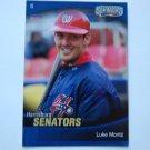 2008 Choice Senators Luke Montz