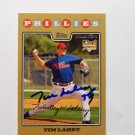 2008 Topps Series 2 Gold Tim Lahey