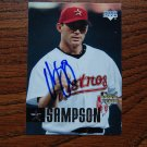 2006 Upper Deck Update Chris Sampson Autograph