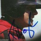 2009 Choice Red Wings Luke Hughes Autograph