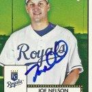 2006 Topps '52 Joe Nelson Autograph