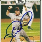 2008 Topps Series 1 Kevin Frandsen Autograph