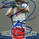 2006 Upper Deck Series 1 Amazing Greats Jacque Jones Autograph