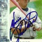 2006 Upper Deck SPX Chris Shelton Autograph