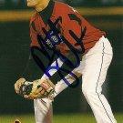 2007 Choice Red Wings Matt Tolbert Autograph