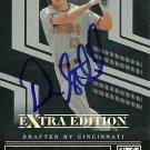 2007 Donruss Elite Extra Edition Drew Stubbs Autograph