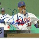 2009 Upper Deck Series 1 Pat Neshek Autograph