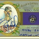2008 Topps Allen & Ginter's U.S.A. Pat Neshek Autograph
