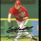 2007 Topps Update Shawn Hill Autograph