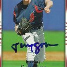 2007 Upper Deck Series 1 Jeremy Sowers Autograph