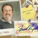 2009 Bowman Fred Repke Autograph