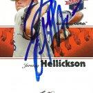 2008 TriStar Projections Jeremy Hellickson Autograph