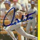 1991 Fleer Paul Molitor Autograph