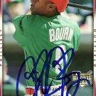 2007 Upper Deck Series 2 Michael Bourn Autograph