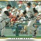 2007 Upper Deck Series 2 Brad Eldred Autograph