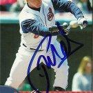 2007 Fleer Jason Michaels Autograph