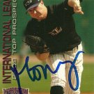 2009 Choice International League Top Prospects Matt Maloney Autograph