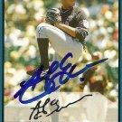 2007 Bowman Draft Deolis Guerra Autograph