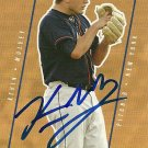 2007 Justifiable Kevin Mulvey Autograph