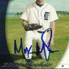 2001 Donruss Class of 2001 Mike Maroth Autograph