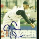 2007 Topps Update Shawn Chacon Autograph