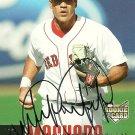 2006 Upper Deck Series 1 Alejandro Machado Autograph