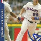 2005 Topps Series 1 Kevin Mench Autograph