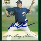 2007 Bowman Draft Matt Chico Autograph