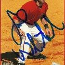 2009 Topps Update Josh Whitesell Autograph