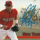 2009 Choice Muckdogs Niko Vazquez Autograph