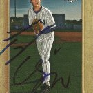 2007 Topps Turkey Red Tyler Clippard Autograph