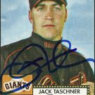 2006 Topps '52 Jack Taschner Autograph