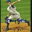 2007 Topps Series 1 Jeremy Sowers Autograph