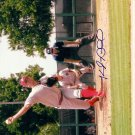 Kyle Drabek Autographed 8.5 by 11 Photo