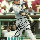 2006 Upper Deck Series 2 Chris Aguila Autograph