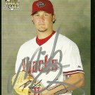 2007 Topps Update Micah Owings Autograph