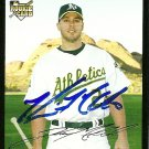 2007 Topps Update Kevin Melillo Autograph