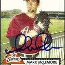 2007 Topps '52 Mark McLemore Autograph