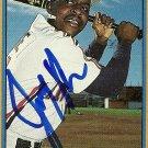 1991 Bowman Jerry Browne Autograph