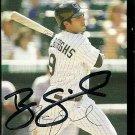 2007 Topps Update Ryan Spilborghs Autograph