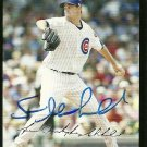 2007 Topps Update Sean Marshall Autograph