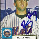 2006 Topps '52 Royce Ring Autograph